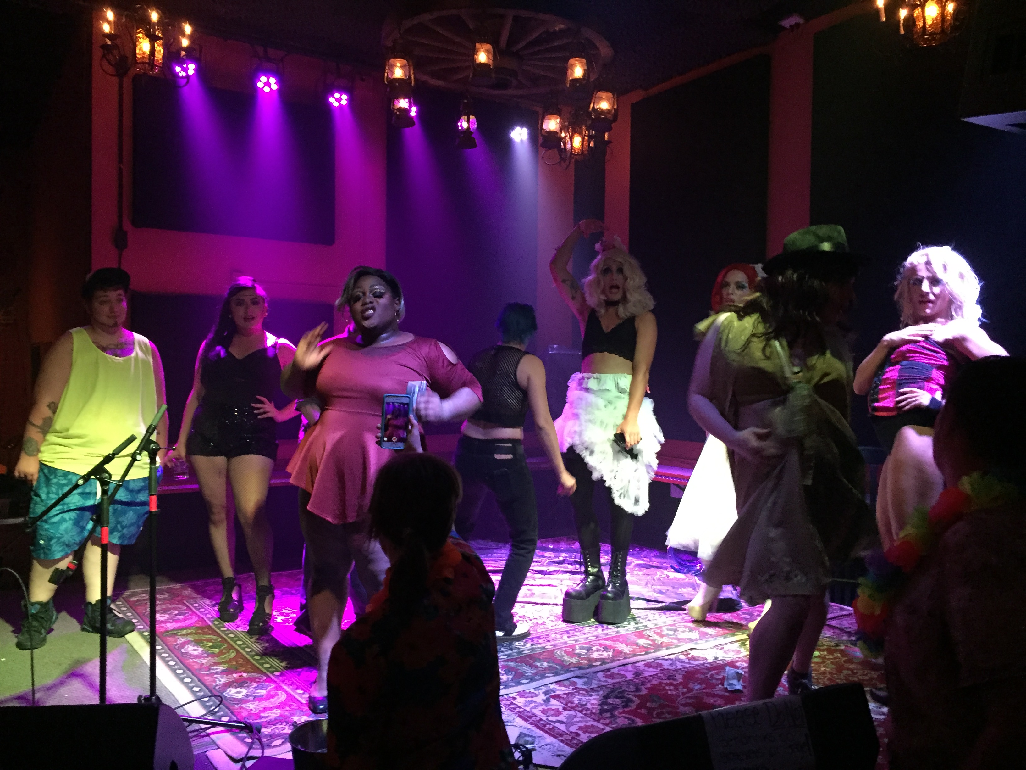 house of merlot drag night show whiskey tango burlesque queens lgbt gay ithaca the range