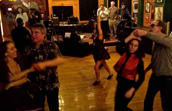 The Diana Leigh Trio is back to host our weekly vocal jazz jam this and every Sunday, 4-7pm! Have a drink with us and dance, sing, play, and enjoy the music!
