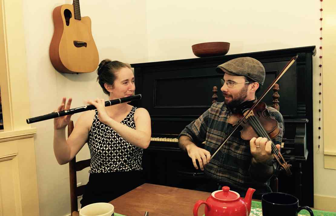 fiddle jam chapter house irish music acoustic mandolin guitar celtic all-ages violin viola string music the range downtown sunday night family