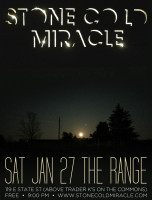 stone cold miracle r&b rhythm and blues ithaca soul the range downtown commons live music free